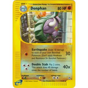 Donphan - 7/147 (Reverse Foil)