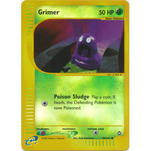 Grimer - 79/147 (Reverse Foil)