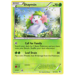 Shaymin - 10/149