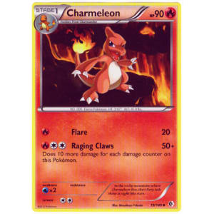 Charmeleon - 19/149