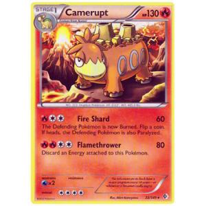 Camerupt - 22/149