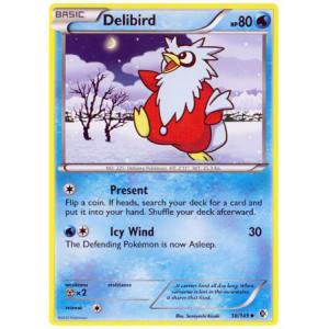 Delibird - 38/149