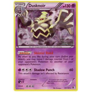 Dusknoir - 63/149