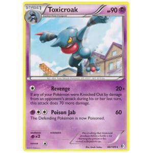 Toxicroak - 66/149