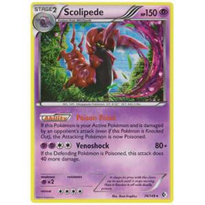 Scolipede - 74/149