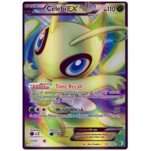 Celebi-EX (Full Art) - 141/149