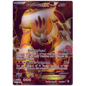 Landorus-EX (Full Art) - 144/149