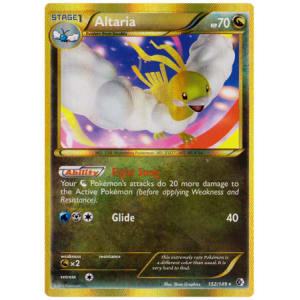 Altaria (Secret Rare) - 152/149