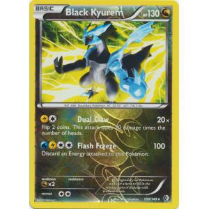 Black Kyurem - 100/149 (Reverse Foil)