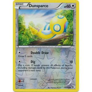Dunsparce - 111/149 (Reverse Foil)