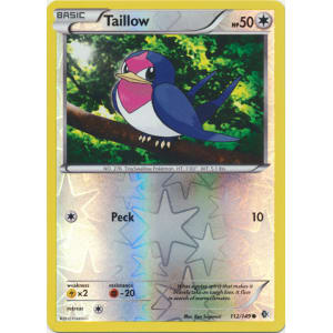 Taillow - 112/149 (Reverse Foil)