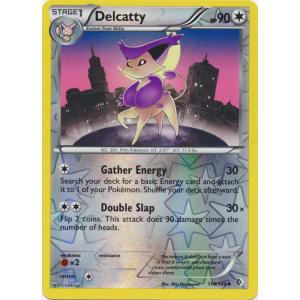 Delcatty - 114/149 (Reverse Foil)