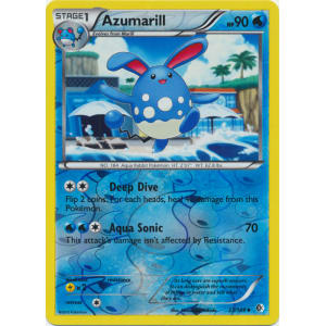 Azumarill - 37/149 (Reverse Foil)