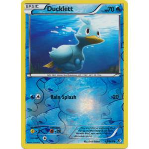 Ducklett - 42/149 (Reverse Foil)