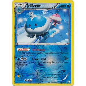 Jellicent - 45/149 (Reverse Foil)