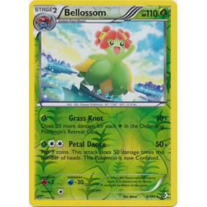 Bellossom - 4/149 (Reverse Foil)