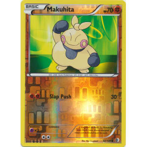 Makuhita - 82/149 (Reverse Foil)