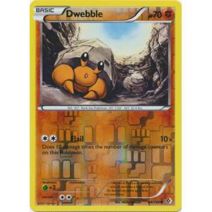 Dwebble - 84/149 (Reverse Foil)
