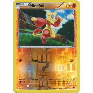 Mienfoo - 87/149 (Reverse Foil)
