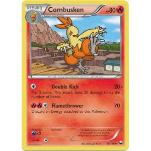Combusken - 16/108