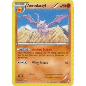 Aerodactyl - 53/108