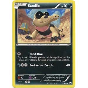 Sandile - 64/108
