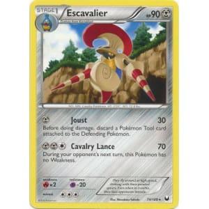 Escavalier - 74/108
