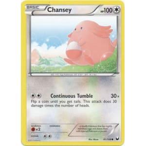 Chansey - 81/108