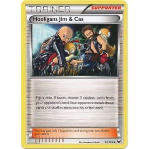 Hooligans Jim & Cas - 95/108