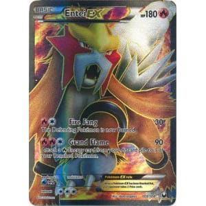 Entei-EX (Full Art) - 103/108