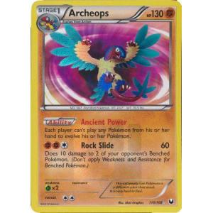 Archeops (Secret Rare) - 110/108