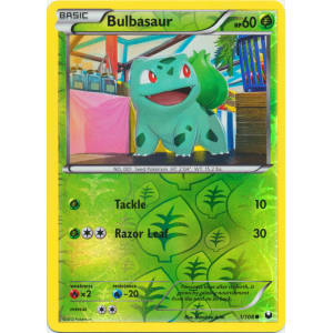 Bulbasaur - 1/108 (Reverse Foil)