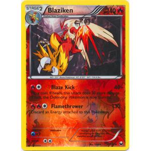 Blaziken - 17/108 (Reverse Foil)