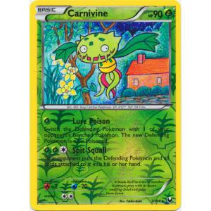 Carnivine - 5/108 (Reverse Foil)