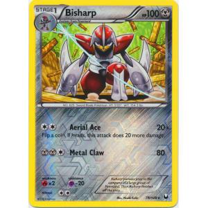Bisharp - 79/108 (Reverse Foil)