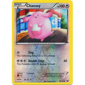 Chansey - 80/108 (Reverse Foil)
