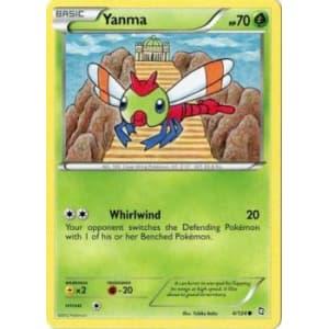 Yanma - 4/124