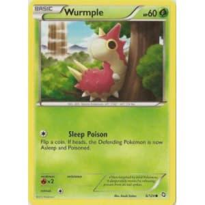 Wurmple - 6/124