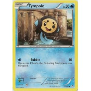 Tympole - 34/124