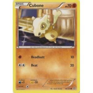 Cubone - 60/124