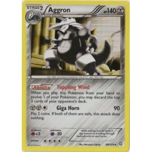 Aggron - 80/124