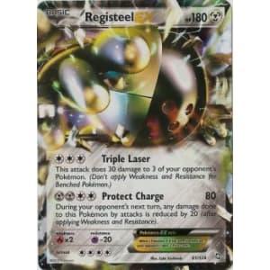 Registeel-EX - 81/124