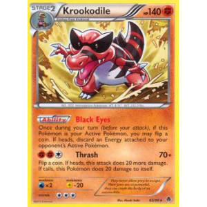 Krookodile - 62/98