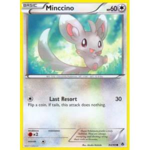 Minccino - 84/98