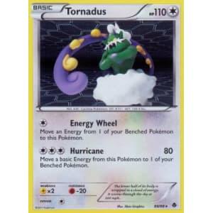 Tornadus - 89/98