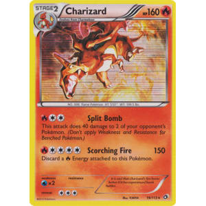 Charizard - 19/113