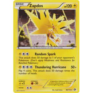 Zapdos - 46/113 (Holo Rare)