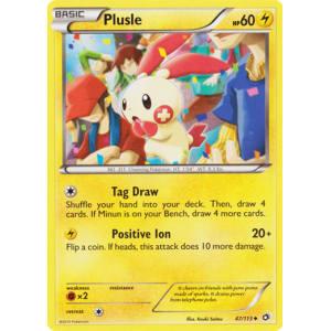 Plusle - 47/113