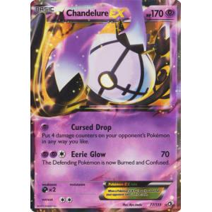 Chandelure-EX - 77/113