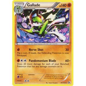 Gallade - 81/113